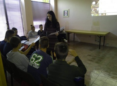 Едукативна радионица са Далиборком Вукасовић